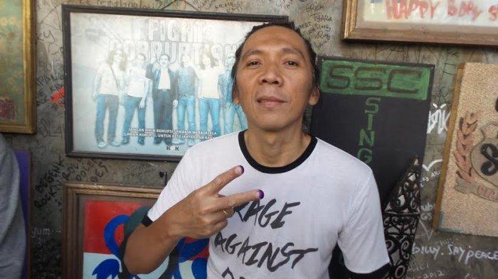 Duh Bikin Malu Aja.. Bimbim Slank Mau Tagih Rumah DP 0% Malah Disuruh Nagih Janji ke Jokowi