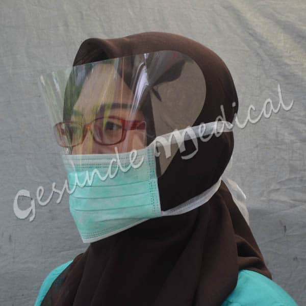 jual mask visor shield