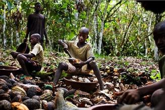 παιδική εργασία