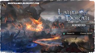 Game Land of Doran Apk English Version Android