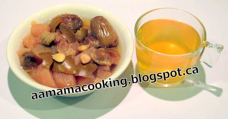 AA mama: 金羅漢果蘋果雪梨水 Apple Pear Drink With Golden Monk Fruit