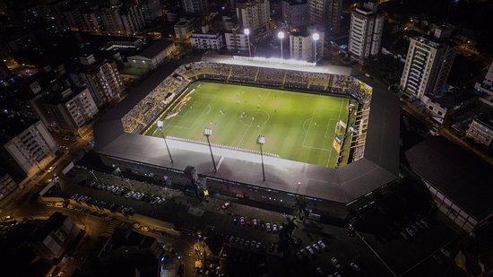 PES 2020 Heriberto Hulse Stadium by _LauDRuP