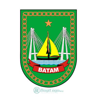 Kota Batam Logo Vector