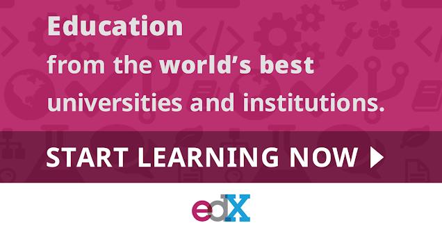 هام للطلاب العرب تعلم اللغة الإنجليزية عبر الإنترنت من خلال منصة EDX
