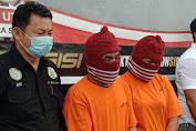 Polrestabes Medan Tangkap Pasutri Anggota Sindikat Narkoba
