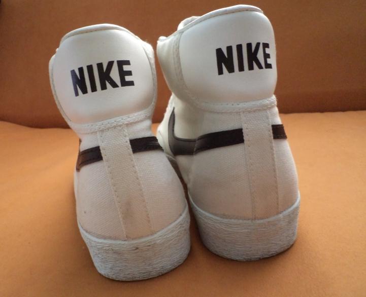 brand new 199d6 2c73e Nike Blazer Hi Canvas (circa 1981) Made in Rep. Of Korea Size  UK8  Condition  NOS, Deadstock! Our Retail  RM380 CallSMS  Che Ame   +60133344004 Dan  + ...