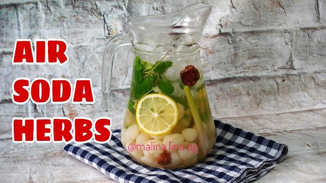 air soda herbs, resepi soda herba,cara buat soda pudina,aiskrim soda,cara  buat soda lemon, air lemon asam boi,air buka puasa,
