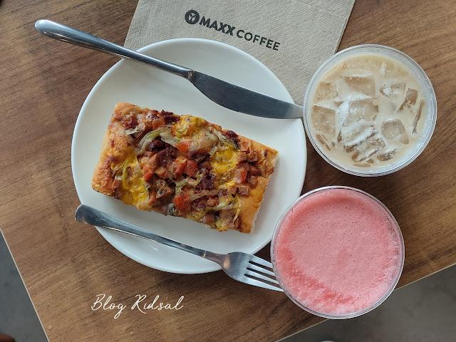 MAXX COFFEE - SUMMER EDITION di Plaza Medan Fair - Menu 04