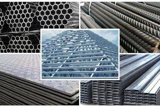 distributor besi hollow, beton, galvanis surabaya