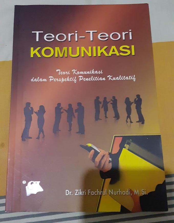 Review Buku Teori - Teori Komunikasi