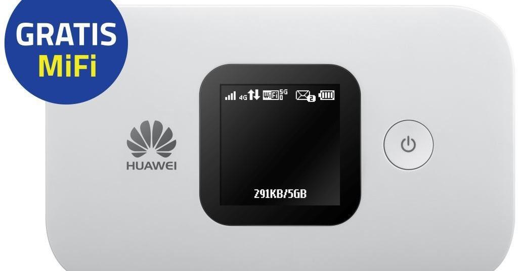 Firmware Flash Huawei Mifi E5577 E5577s E5577Cs - Piye? How?