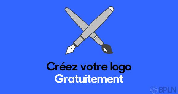 creer un logo titre