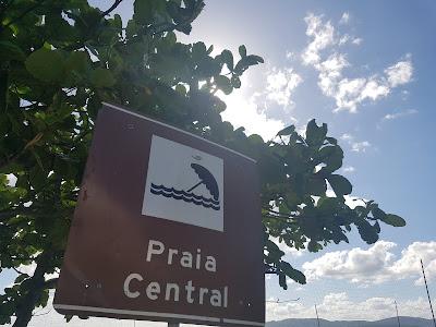 Praia Central de Itapema Fotos de Itapema Santa Catarina