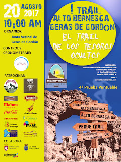 Trail Alto Bernesga Geras de Gordon
