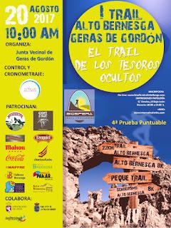 Trail Alto Bernesga Geras de Gordon