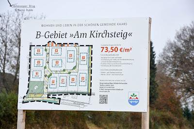 Baugebiet im Kreis Steinburg