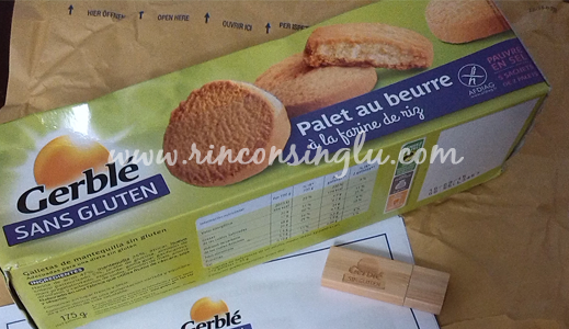 galletas gerble sin gluten