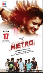 Metro (2017) Telugu Movie DVDScr 350MB