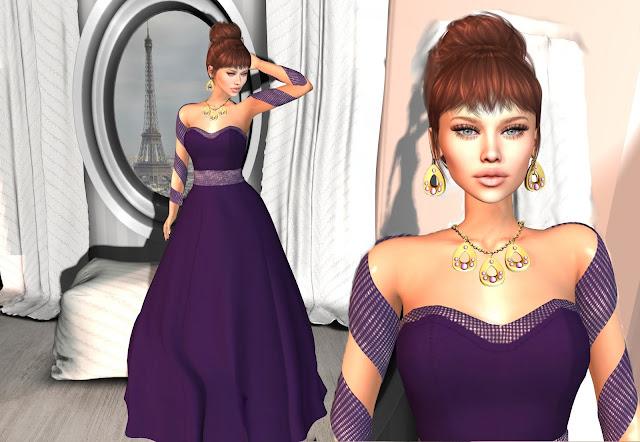 B(u)Y ME, LUXE Paris Fashion House, Ebano Poses, Tlalli France Fair.