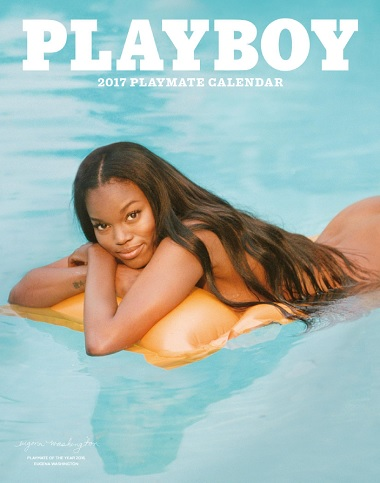 Playboy USA: 2017 Playmate Calendar