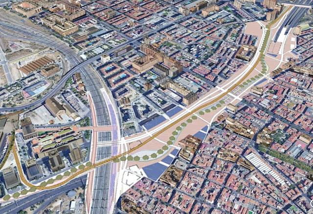 Soterarmiento m30 Puente Vallecas mecsa