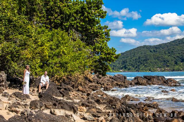 Ensaio praia das conchas