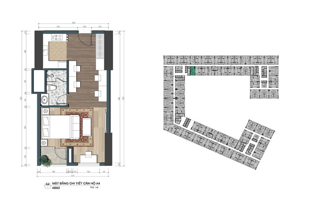 Officetel The Lotus Center