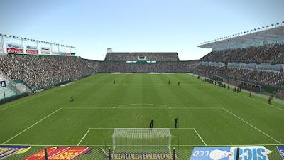 PES 2019 Stadium Florencio Sola The_Pelado