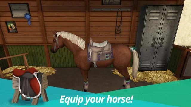 Horse World My Riding Horse | تحميل لعبة عالم الأحصنة Horse World للأندرويد