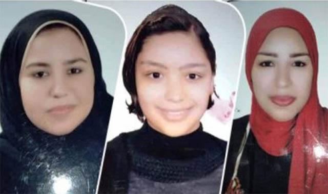 عودة الفتيات المختفيات سالمين بالمحلة الكبري