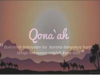Syarat-Syarat untuk Qanaah