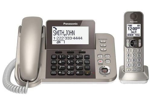 Panasonic KX-TGF350N Cordless Landline Telephone