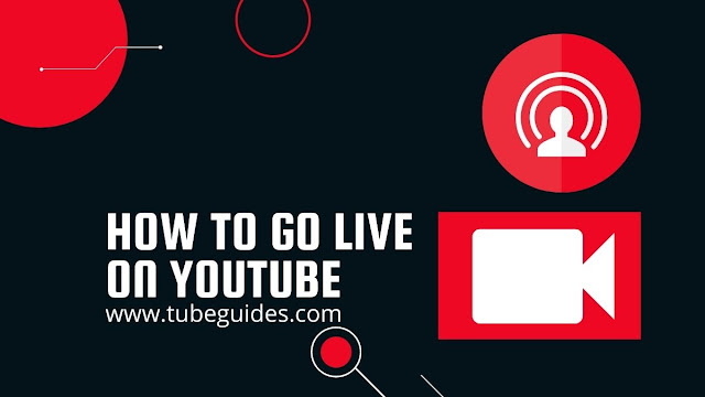 How to Go Live On Youtube