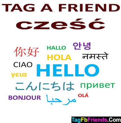 Hi in Polish language
