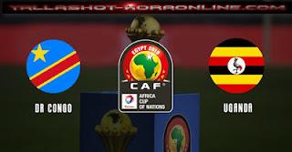 شاهد أوغندا والكونغو