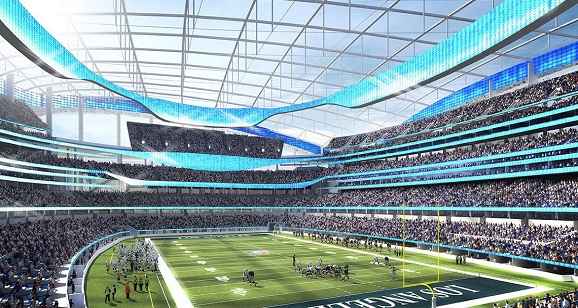 NFL stadium proposals aren't viable in Oakland, St. Louis and San Diego