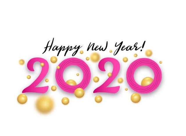 Ucapan tahun baru sedih dan keren beserta gambar happy new year