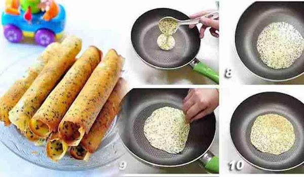 Egg Roll Praktis