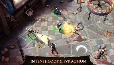 Dungeon Hunter 4 latest version mod