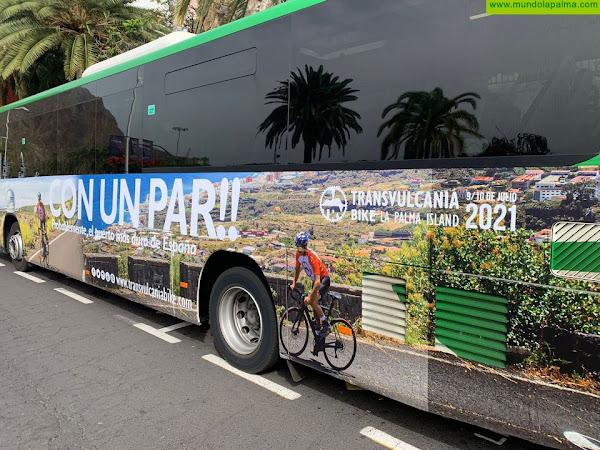 CC pide la retirada de la campaña publicitaria de la 'Transvulcania Bike' por sexista