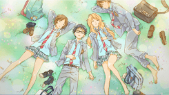 Your lie in april - Shigatsu wa kimi no uso [OP] [Wallpaper Engine Anime]