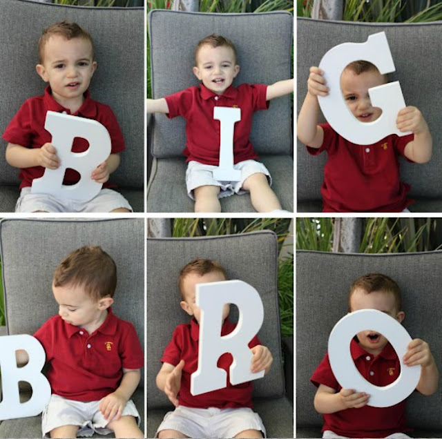 Sibling Pregnancy Announcements - get the kids involved!