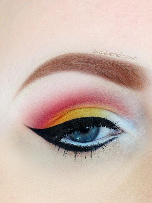 Penguin makeup