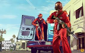 dronzer world: How to download GTA V on android ?
