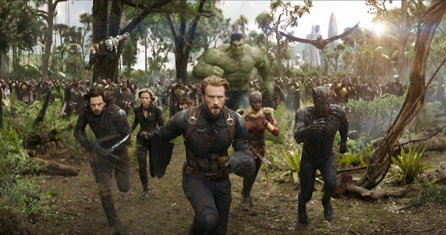 Projected Film Review: Avengers: Infinity War