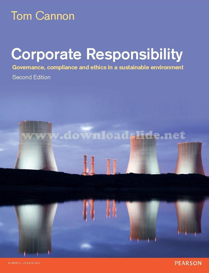 Ebook business law 9th edition by cheeseman downloadslide download ebook corporate responsibi fandeluxe Gallery