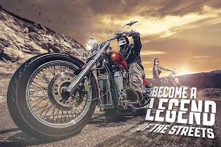 Download Top Bike Racing Moto Drag v1.01 Mod Apk