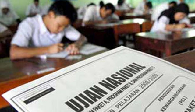 Latihan Soal UNBK 2020 Bahasa Indonesia SMP Plus Kunci Jawaban