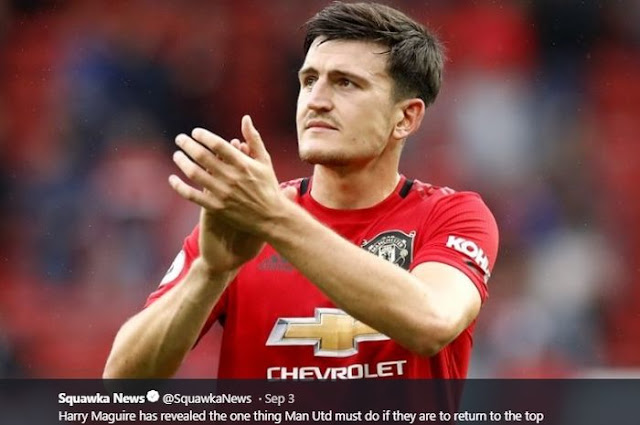 Ahead of Manchester Derbi, Harry Maguire is Doubtful Shown because of Injury