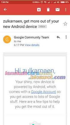 cara membuat e mail